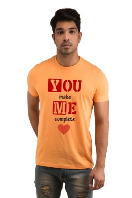 Buy Snoby You Make Me Complete Printed T-shirt(sby18069) online