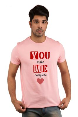 Buy Snoby You Make Me Complete Printed T-shirt(sby18070) online