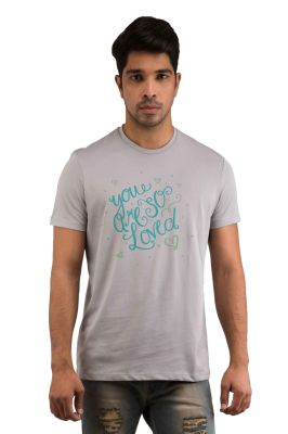 Buy Snoby You Are So Loved Print T-shirt(sby18172) online