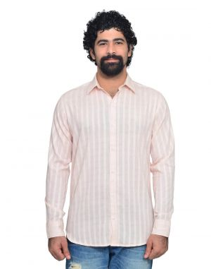Buy Snoby Light Colored Casual Cotton Shirt (sby8043) online