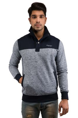 Buy Snoby Blue Color Sweater (sby9031) online