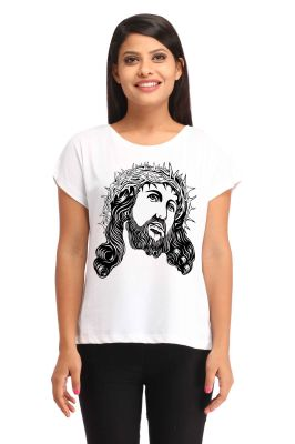 Buy Snoby Warrior Face Printed T-shirt (sbypt1762) online
