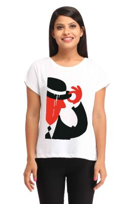 Buy Snoby Rapper Print T-Shirt online