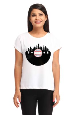 Buy Snoby City Print T-shirt (sbypt1840) online