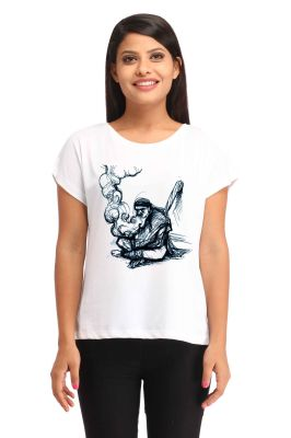 Buy Snoby Digital Printed T-Shirt online
