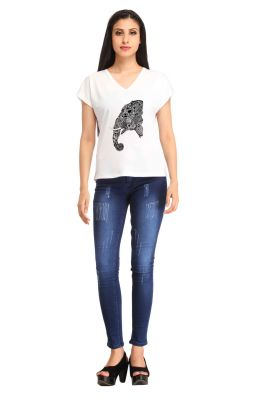 Buy Snoby Animated Print T-Shirt online