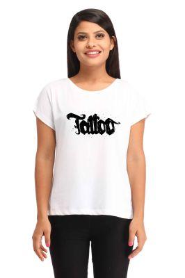 Buy Snoby Tattos print t-shirt online