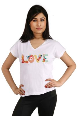 Buy Snby Love Printed T-shirt (sbypt2091) online