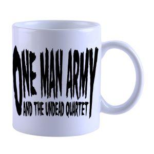 Buy Snoby One Man Army Printed Mug online