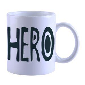 Buy Snoby Hero Printed Mug (setg_179) online