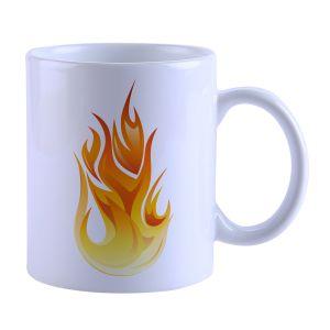 Buy Snoby Fire Printed Mug(setg_218) online