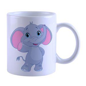 Buy Snoby Little Elephant Printed Mug(setg_400) online