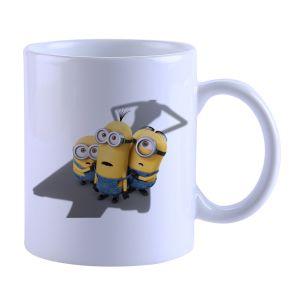 Buy Snoby Minions Printed Mug online