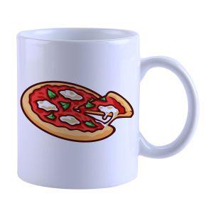 Buy Snoby Pizza Printed Mug(setg_430) online