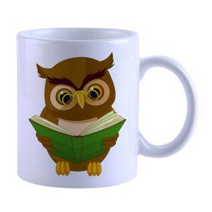 Buy Snoby Owl Printed Mug(setg_466) online