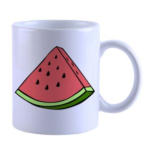 Buy Snoby Water melon Printed Mug online