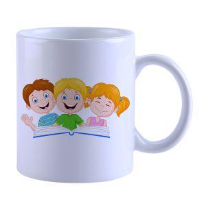 Buy Snoby Reading Book Printed Mug(setg_553) online