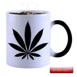 Buy Snoby Magic Mug Black Ceramic Colour Changing Coffee Mug(setg_710) online