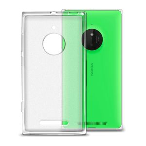 Buy Snoby Silicon Back Cover For Nokia Lumia N830 (transparent) (setm_104) online