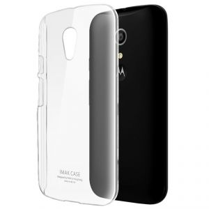 Buy Snoby Rubber  Back Cover For Motorola Moto G2 online