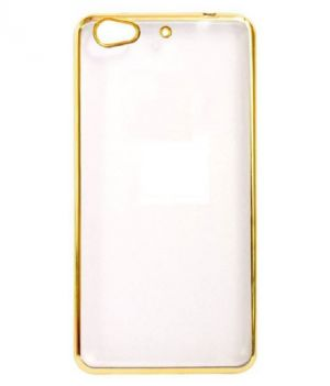 Buy Snoby Silicon Back Cover For Lyf Flame 1 (transparent) (setm_121) online