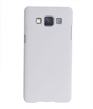 Buy Snoby Plastic Back Cover For Samsung Galaxy J5 (White) online