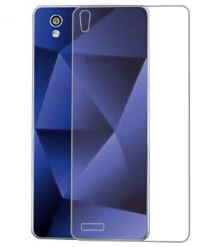 Buy Snoby Silicon  Back Cover For Oppo Mirror 5 (Transparent) online