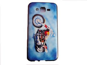Buy Snoby Silicon Back Cover For Samsung Galaxy On7 (Multicolor) online