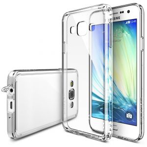 Buy Snoby Rubber Back Cover For Samsung Galaxy A3 online