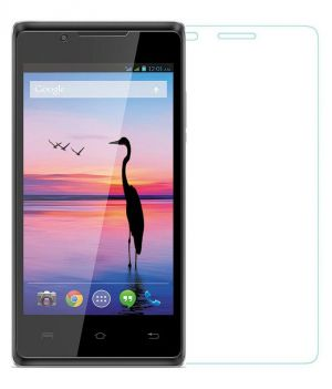 Buy Snoby Crystel Tempered Glass Guard For Intex Aqua V5 online