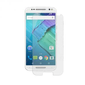 Buy Snoby Crystal Tempered Glass Guard For Motorola Moto X Style online