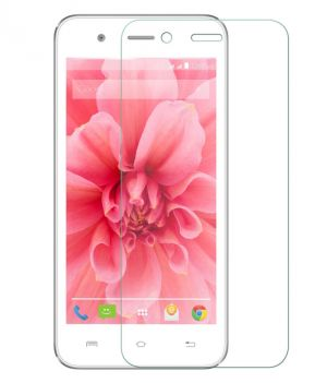 Buy Snoby Crystal Tempered Glass Guard For Lava Iris Atom 2 online