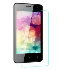 Buy Snoby Crystal Tempered Glass Guard For Intex Aqua Y2 Pro (sett_90) online