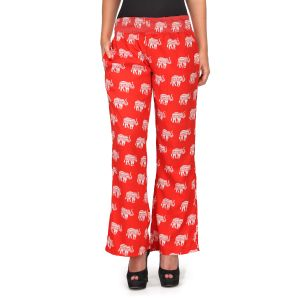 Buy Sportelle Usa India Crepe Printed Pyjama online