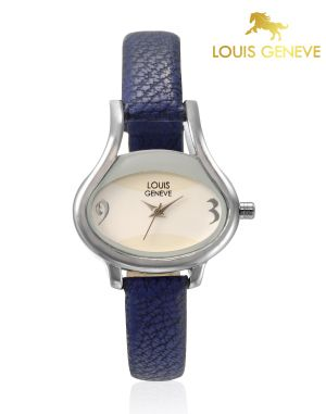 Buy Louis Geneve Round Womens Watch_lg-lw-wblue-16 online
