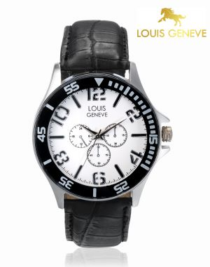 Buy Louis Geneve Mens Wrist Watch online