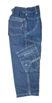Buy Mankoose Jeans- Boys Jeans Dark Blue Size 16 (12-18 Months) online