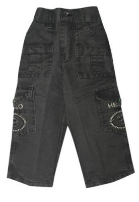 Buy Mankoose Jeans- Boys Jeans Brown Size 16 (1-2 Yr) online