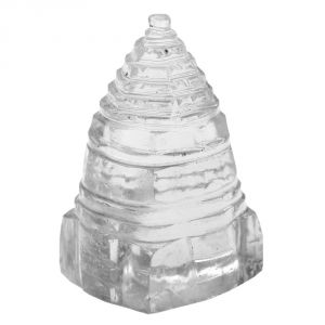 Buy Sphatik Crystal Energizing Good Luck Shree Yantra 101 online