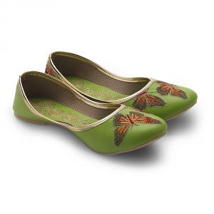 Buy Women Modern Butterfly Designer Ballerina Sandals 349 online