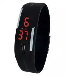 Buy LED Jelly Watch online