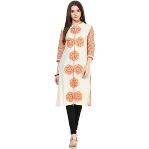 Buy Prakhya Embroidered Women