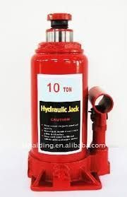 Jmt 10 Ton Heavyduty Hydraulic Bottel Car Jack