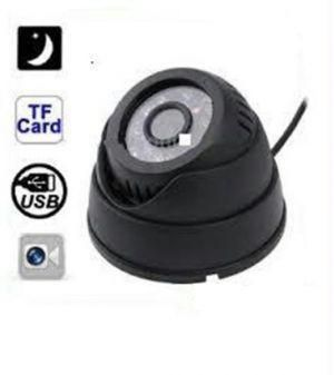 Buy Cctv IR Dome Camera Kit With Inbuilt Recording Card Slot Nightvision Dvr online
