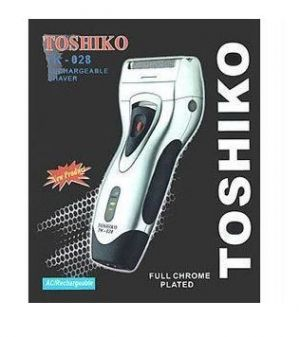Buy Toshiko Tk-028 Rechargeable Shaver Trimmer Clipper online