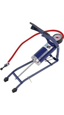 Buy E-kart Foot Air Pump Heavy Compressor 8cm Cylinder Bike Car Cycles & All Other Vehicles online