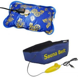 Buy Detak Combo Of Warm Bag With Ab Sllimmer Massager online