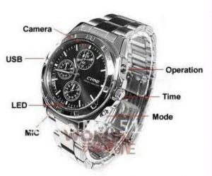 Buy Spy Camera Watch online