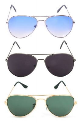 Buy St Multicolor Sunglasses Combo online