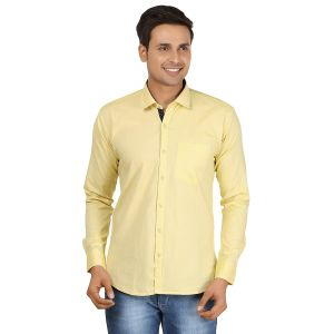 Buy Visach Men Shirt For Formal Wear online